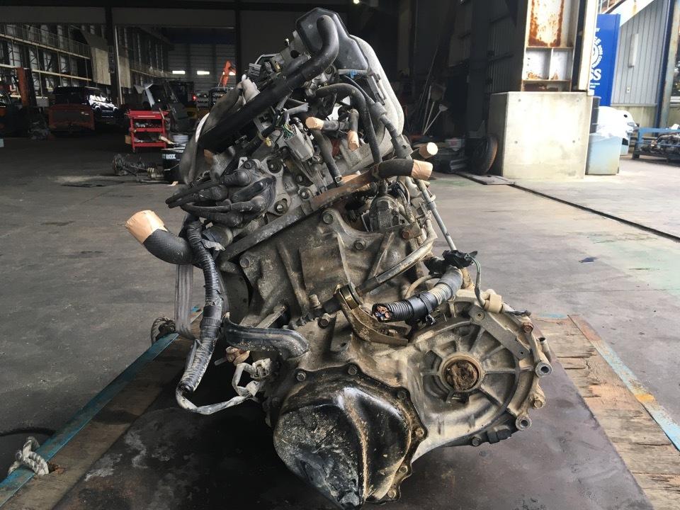 エンジン&トランスミッション - デミオ  Ref:SP270098_1     5/11