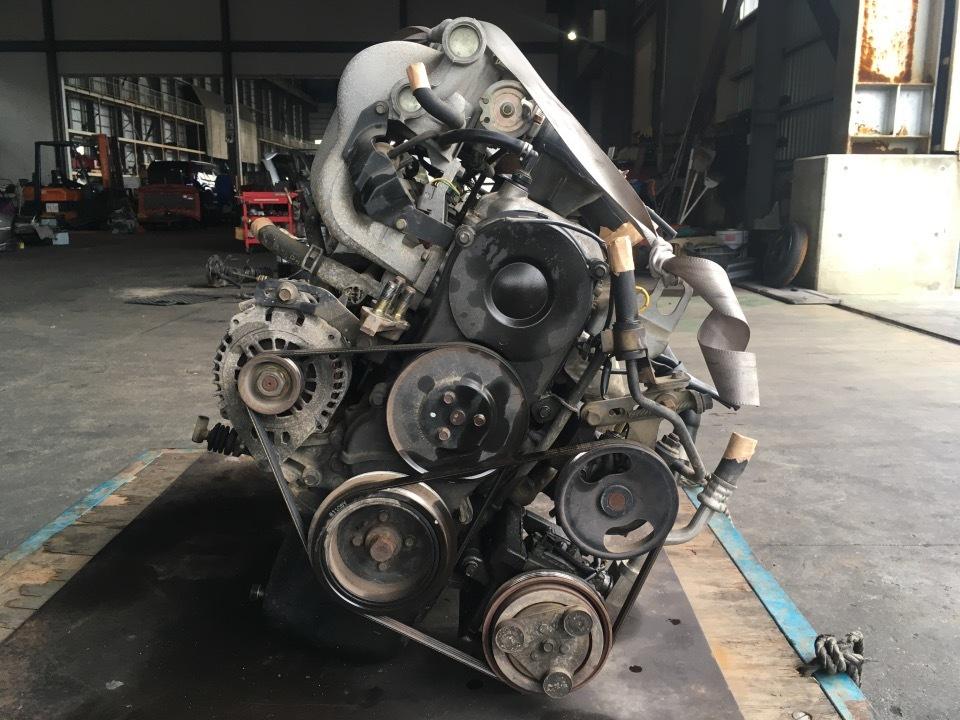 エンジン&トランスミッション - デミオ  Ref:SP270098_1     7/11
