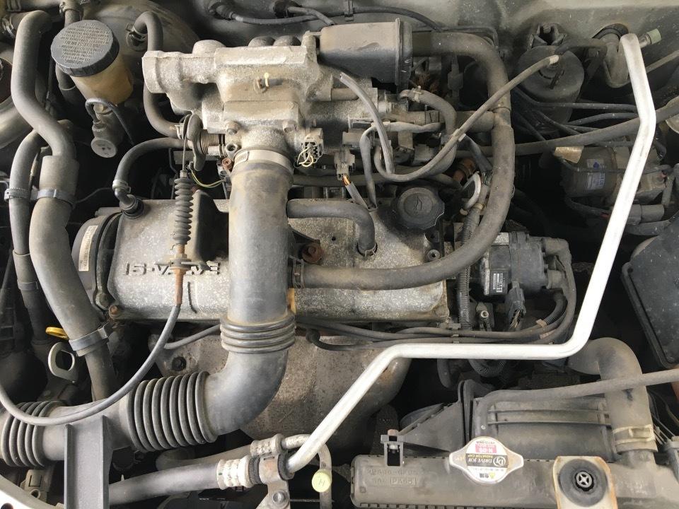 エンジン&トランスミッション - デミオ  Ref:SP270098_1     1/11