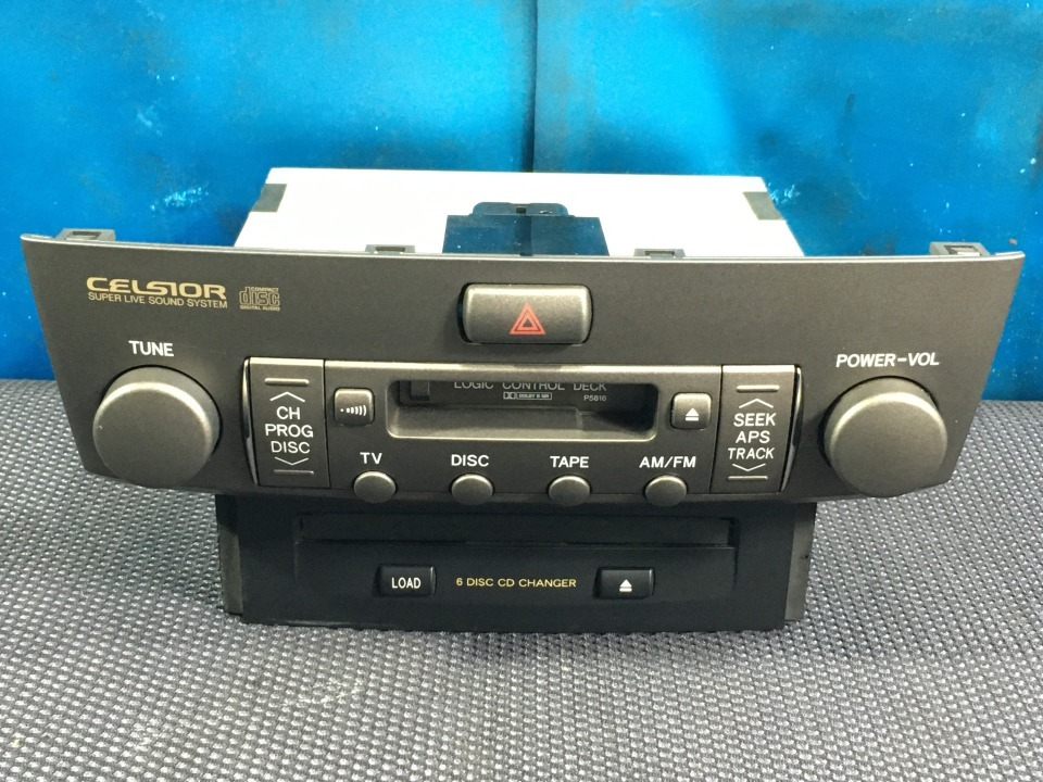 Audio - Celsior  Ref:SP270573_6120     1/1