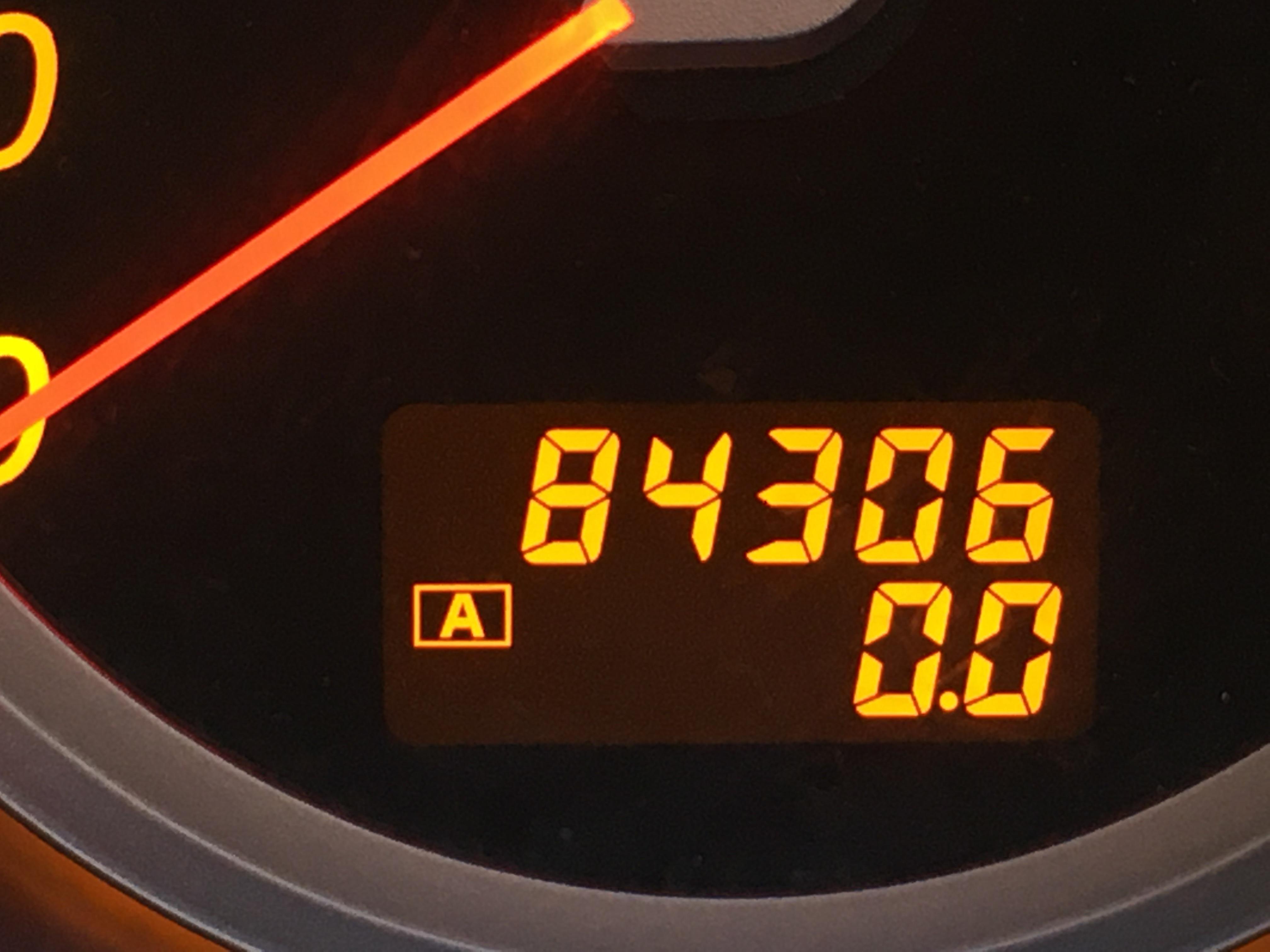 スピードメーター - フーガ  Ref:SP270806_6140     3/3