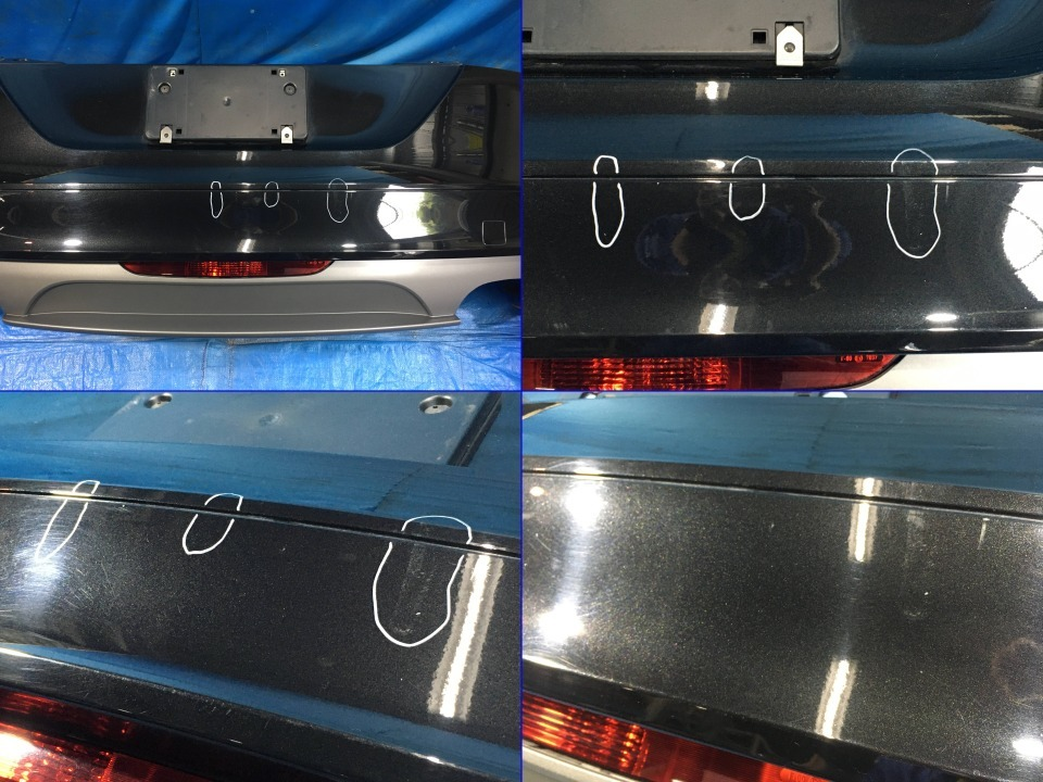 REAR BUMPER - Audi others  Ref:SP270901_55     4/4
