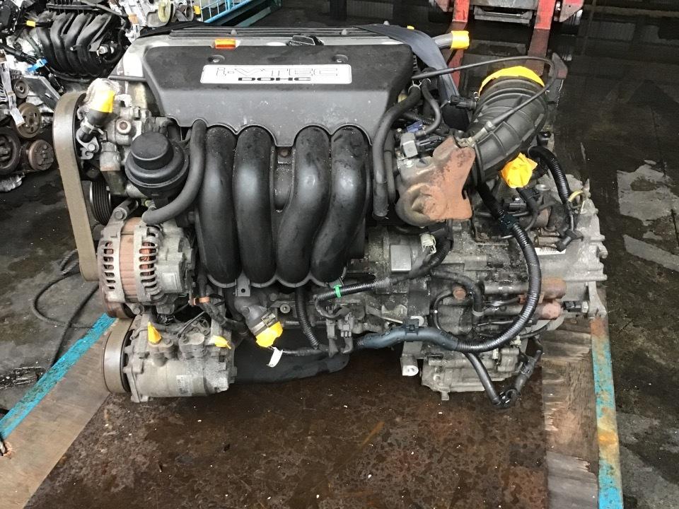 エンジン&トランスミッション - CR-V  Ref:SP271831_1     4/12