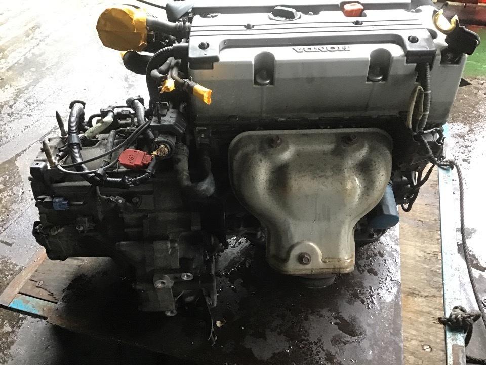 エンジン&トランスミッション - CR-V  Ref:SP271831_1     7/12