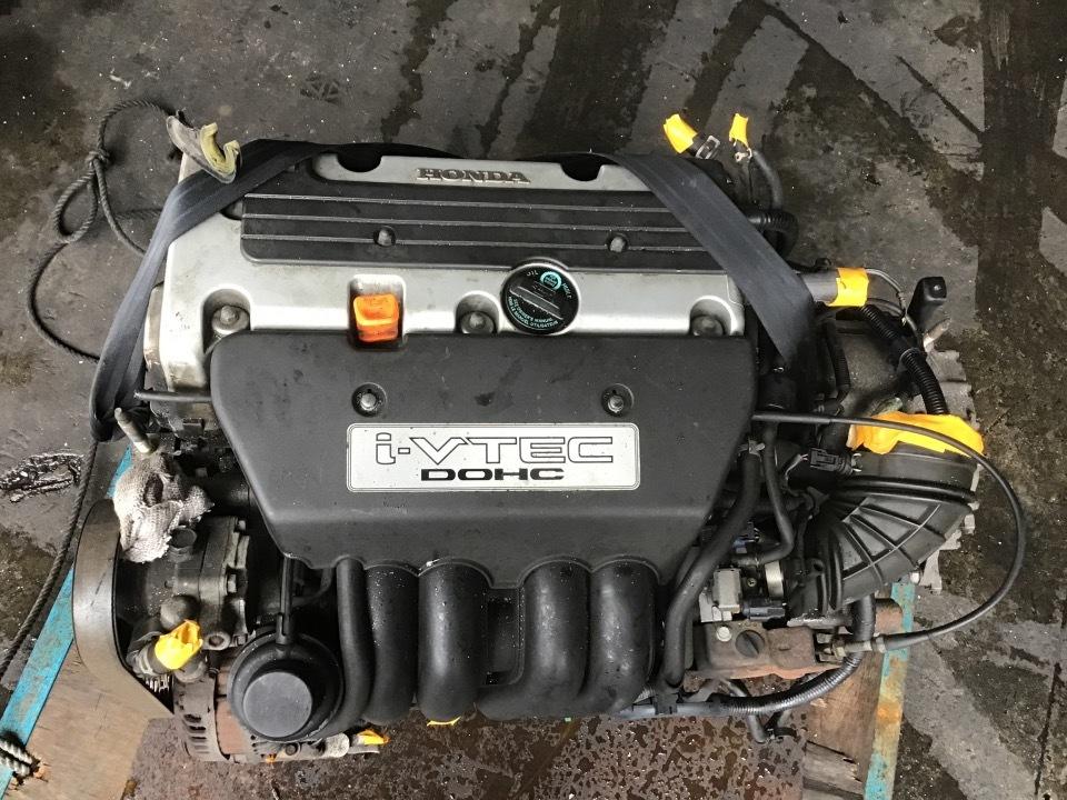 エンジン&トランスミッション - CR-V  Ref:SP271831_1     8/12