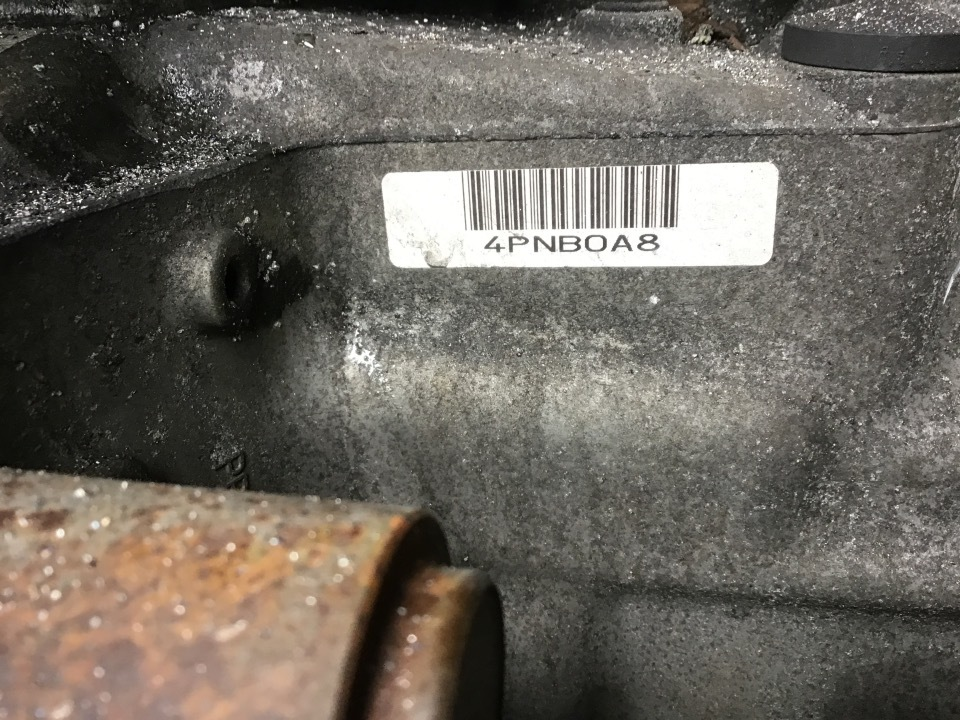 エンジン&トランスミッション - CR-V  Ref:SP271831_1     10/12