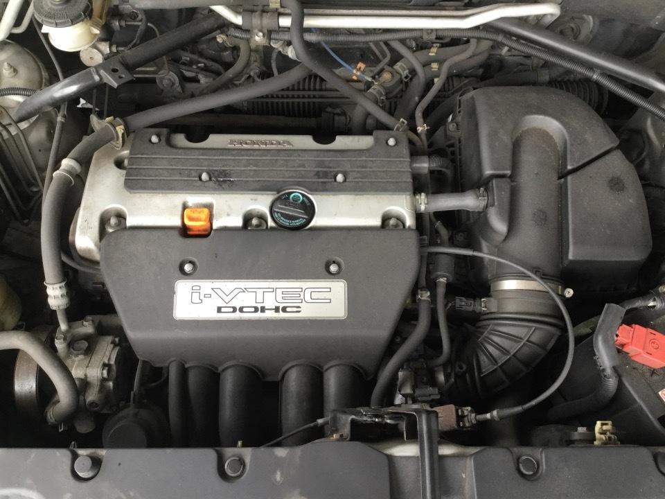 エンジン&トランスミッション - CR-V  Ref:SP271831_1     1/12