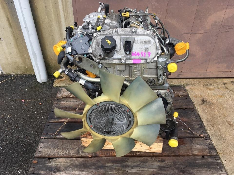 エンジン ミッションなしFR - キャンター  Ref:SP271902_585     1/10