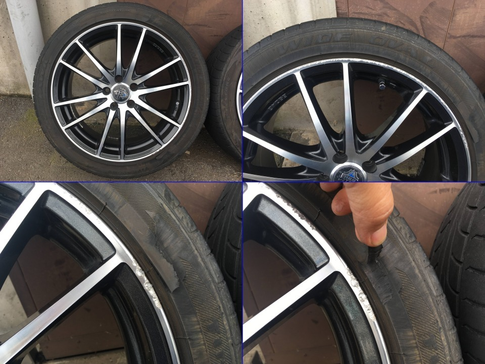 TIRE WITH ALUMI WHEEL - Special car others  Ref:SP272123_359     2/8