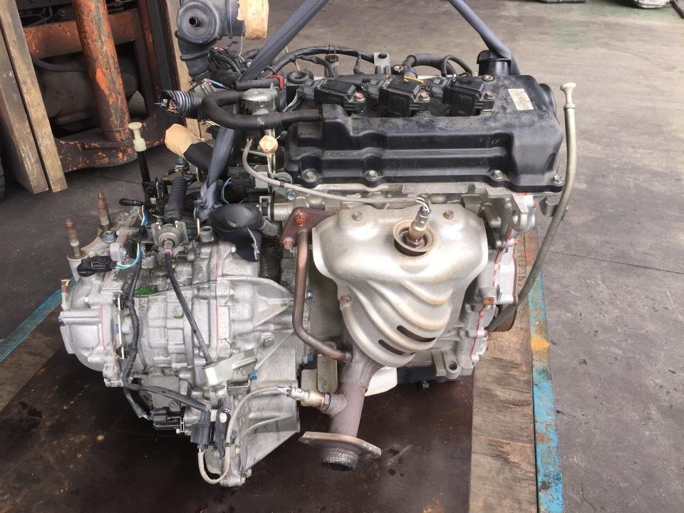 エンジン&トランスミッション - ミラージュ  Ref:SP272315_1     6/12