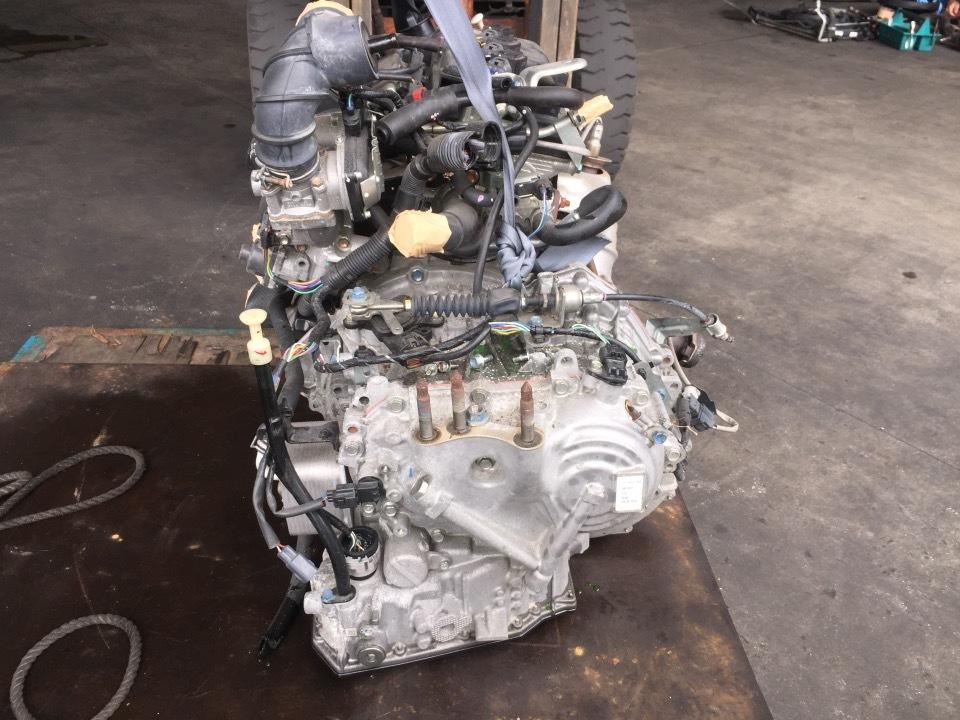 エンジン&トランスミッション - ミラージュ  Ref:SP272315_1     7/12