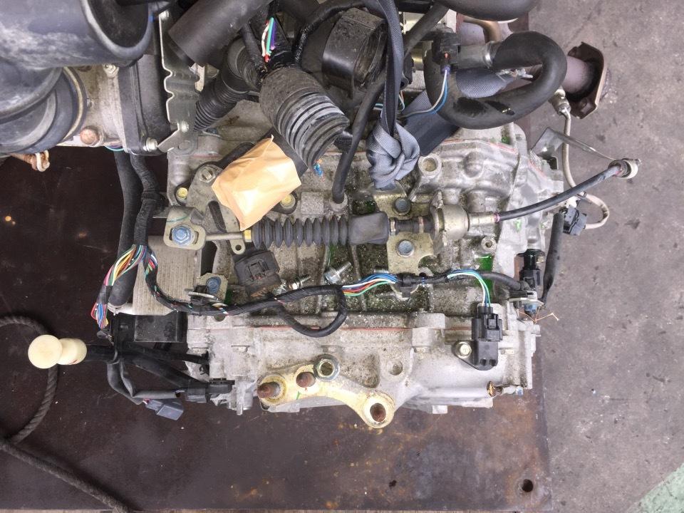 エンジン&トランスミッション - ミラージュ  Ref:SP272315_1     8/12