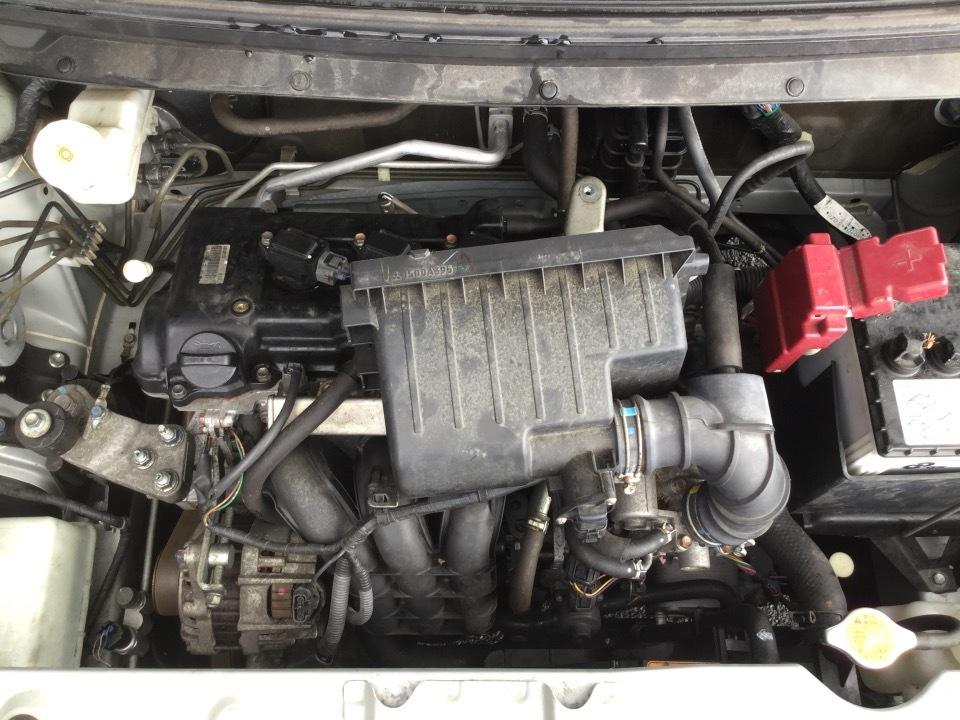 エンジン&トランスミッション - ミラージュ  Ref:SP272315_1     1/12