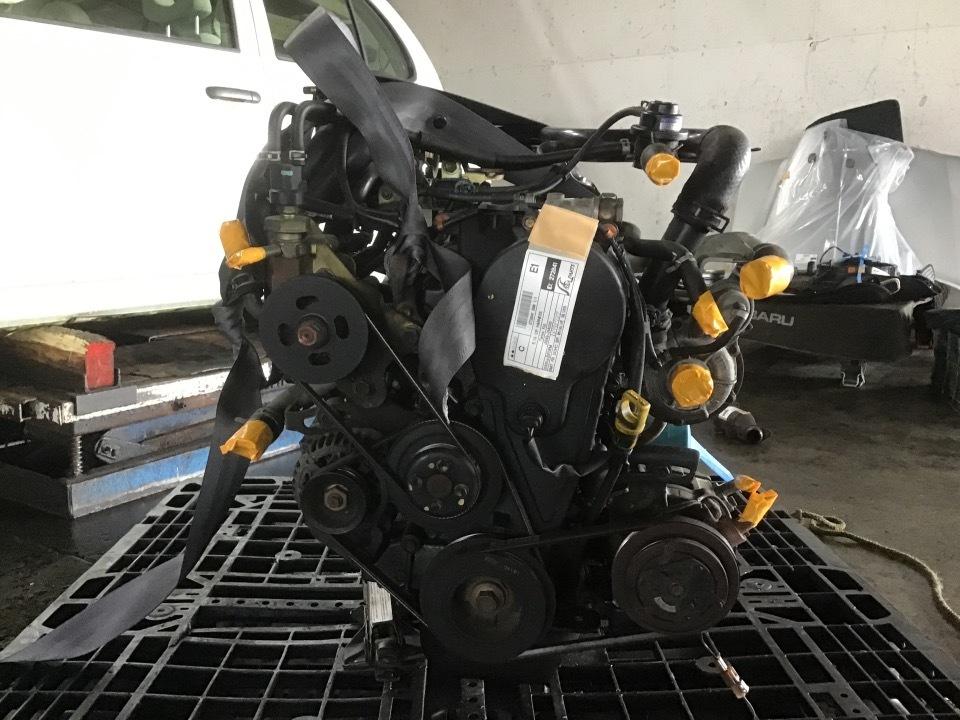 エンジン CPハーネス付 - テリオスキッド  Ref:SP272841_296     6/14