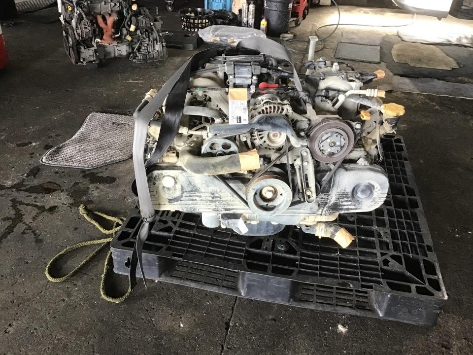 エンジン&トランスミッション - インプレッサ  Ref:SP273495_1     6/10