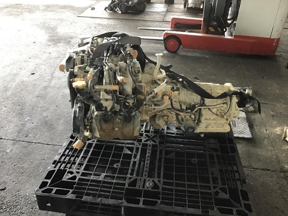 エンジン&トランスミッション - インプレッサ  Ref:SP273495_1     9/10