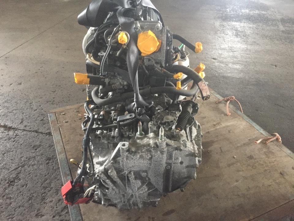 エンジン&トランスミッション - フリード  Ref:SP274111_1     6/11