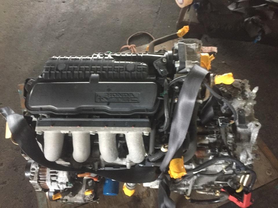 エンジン&トランスミッション - フリード  Ref:SP274111_1     9/11
