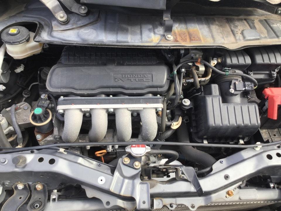エンジン&トランスミッション - フリード  Ref:SP274111_1     1/11