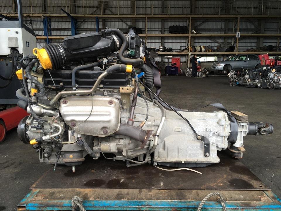 エンジン&トランスミッション - フーガ  Ref:SP274613_1     5/12