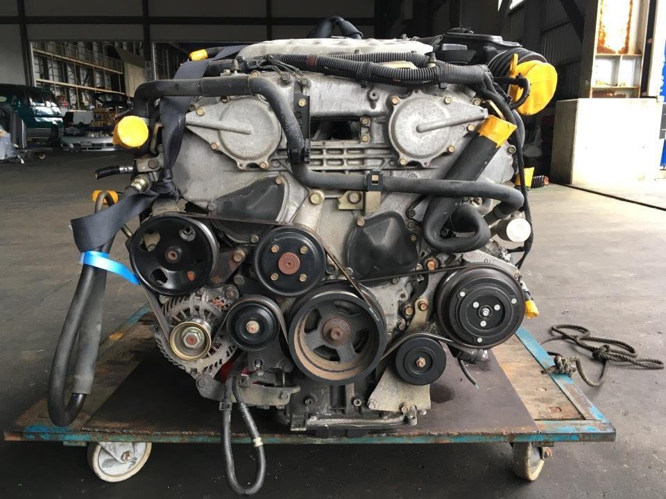 エンジン&トランスミッション - フーガ  Ref:SP274613_1     6/12