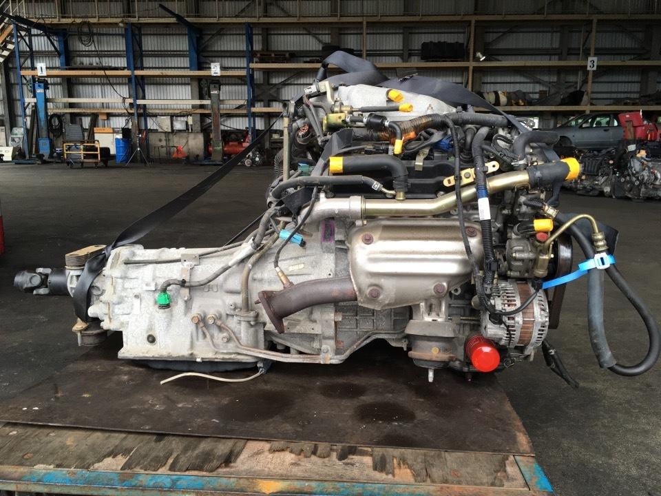 エンジン&トランスミッション - フーガ  Ref:SP274613_1     7/12