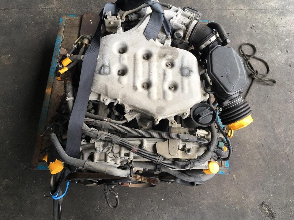 エンジン&トランスミッション - フーガ  Ref:SP274613_1     9/12