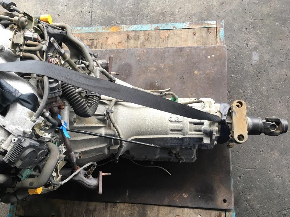 エンジン&トランスミッション - フーガ  Ref:SP274613_1     10/12