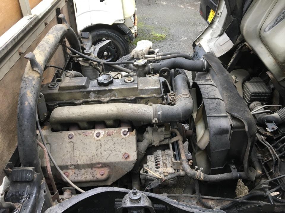 エンジン&トランスミッション - キャンター  Ref:SP274967_1     2/3