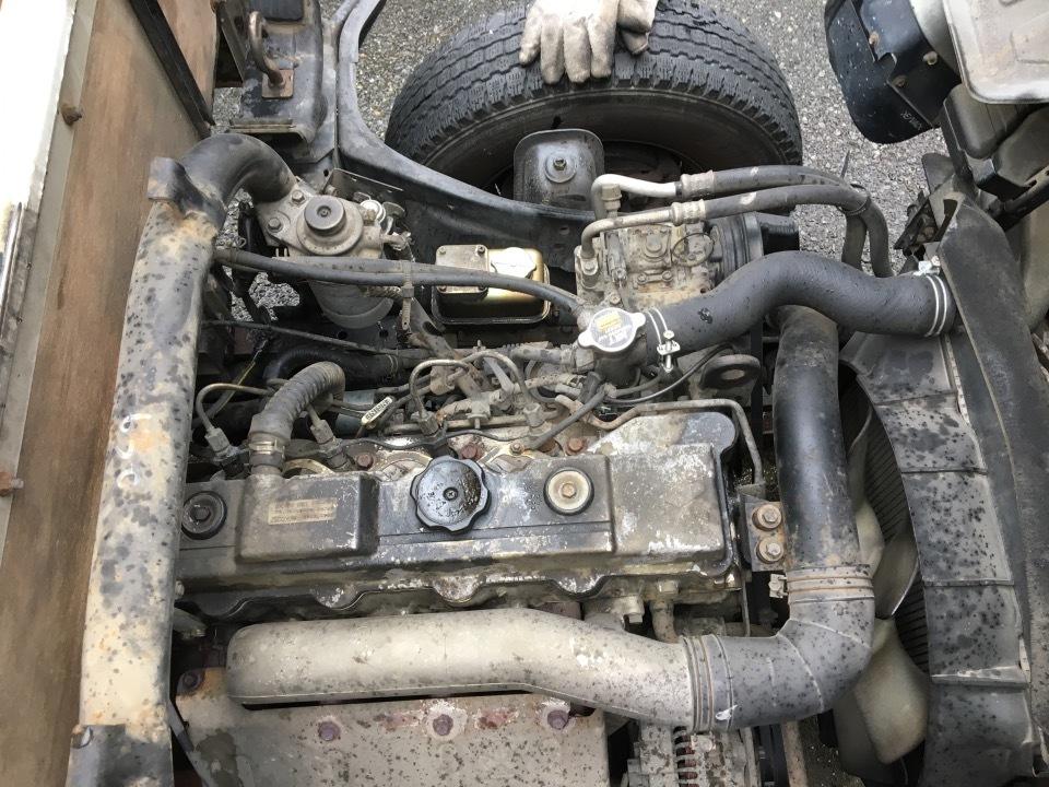 エンジン&トランスミッション - キャンター  Ref:SP274967_1     3/3