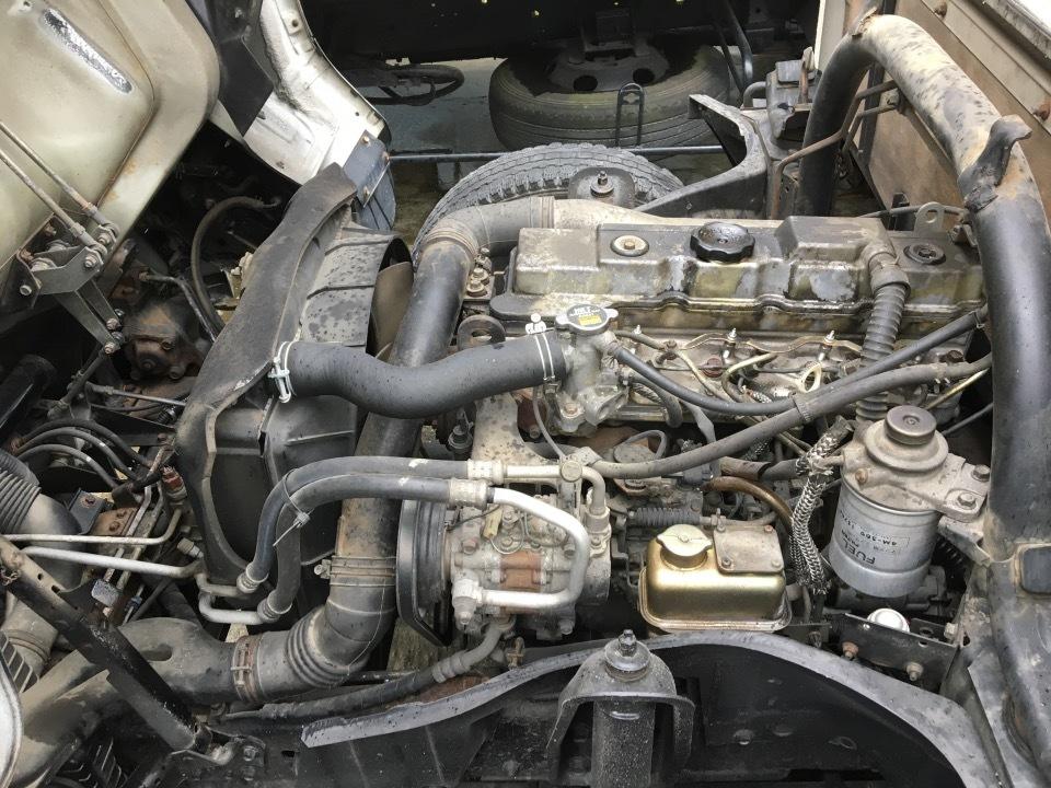 エンジン&トランスミッション - キャンター  Ref:SP274967_1     1/3