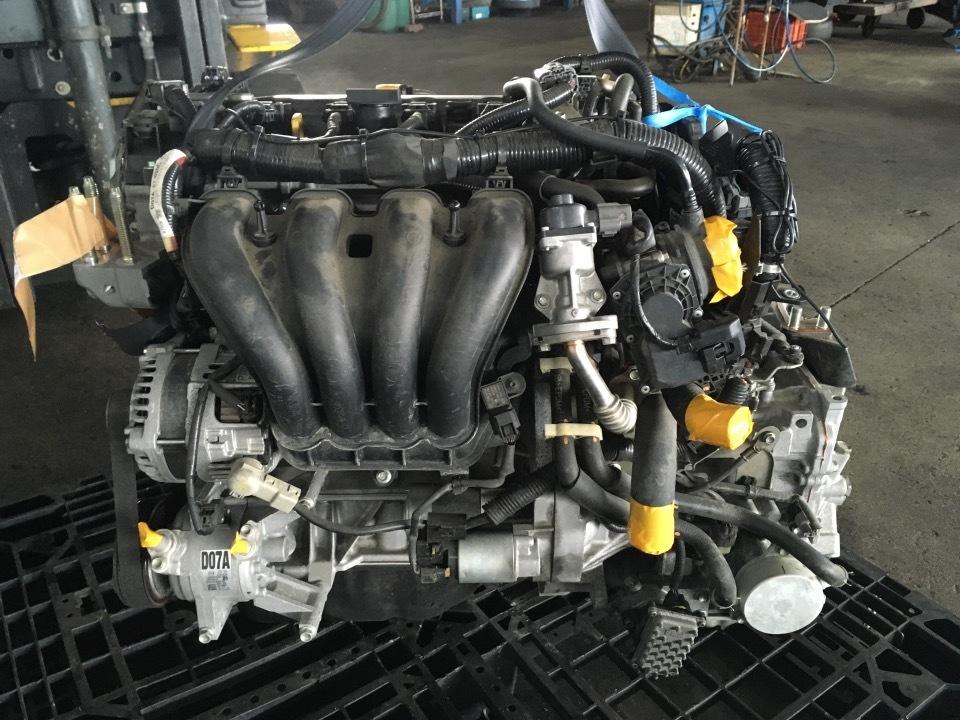 エンジン CPハーネス付 - デミオ  Ref:SP275282_296     6/12