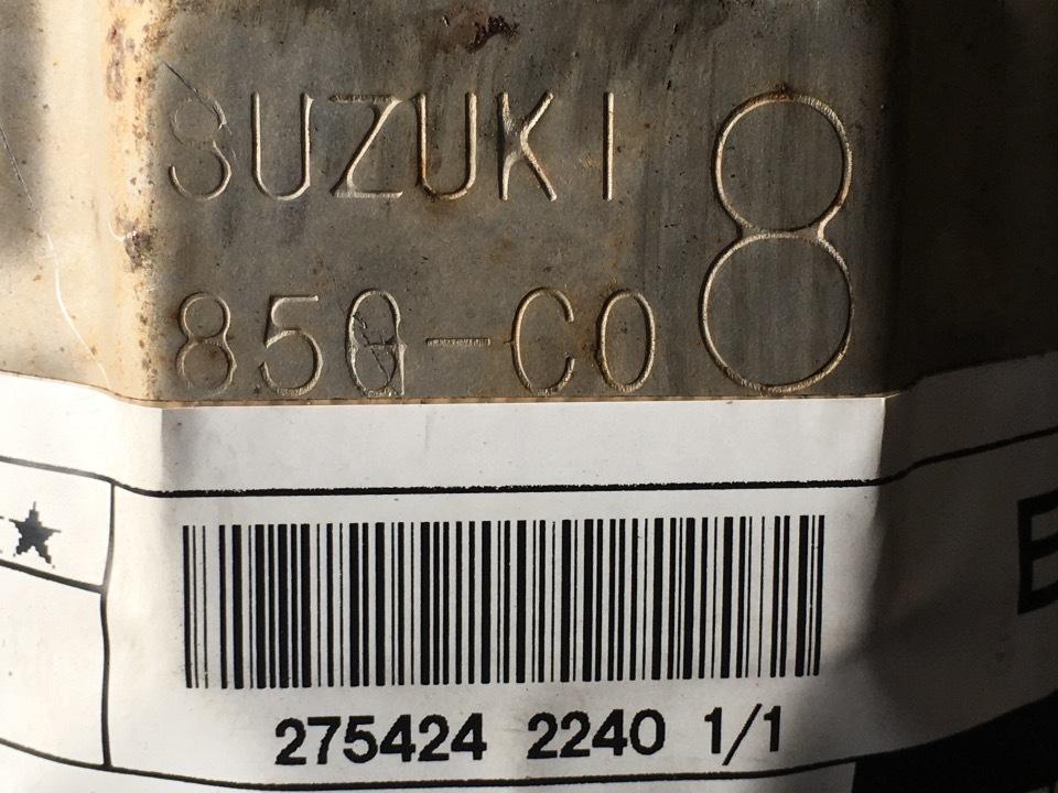 触媒 ショクバイ - AZワゴン  Ref:SP275424_2240     3/3