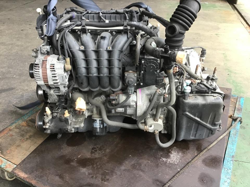 エンジン&トランスミッション - コルト  Ref:SP275719_1     4/11