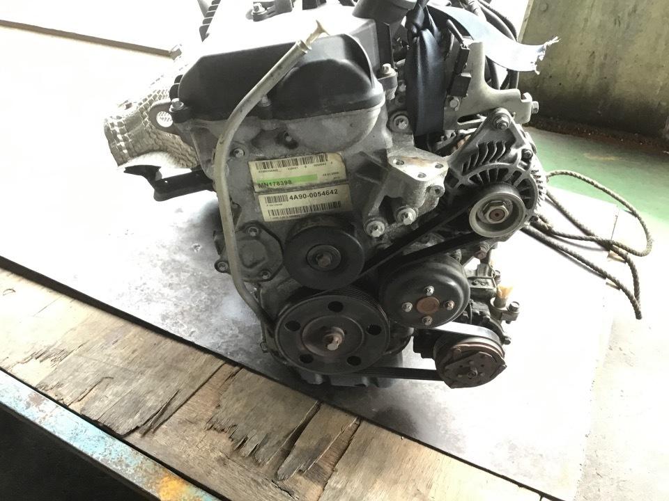 エンジン&トランスミッション - コルト  Ref:SP275719_1     5/11