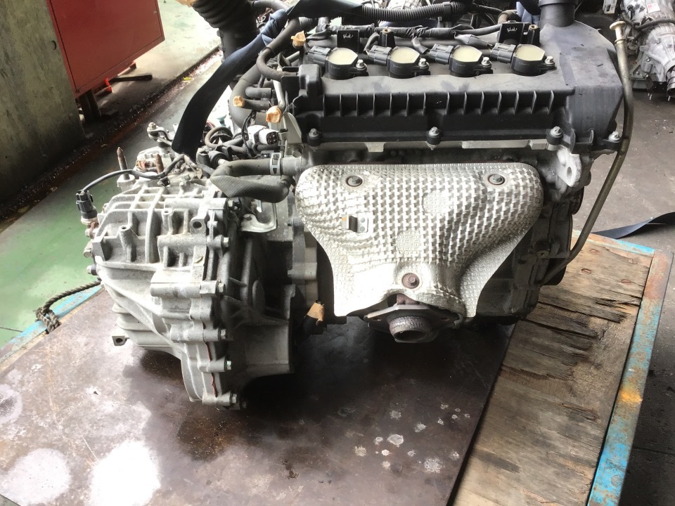 エンジン&トランスミッション - コルト  Ref:SP275719_1     7/11