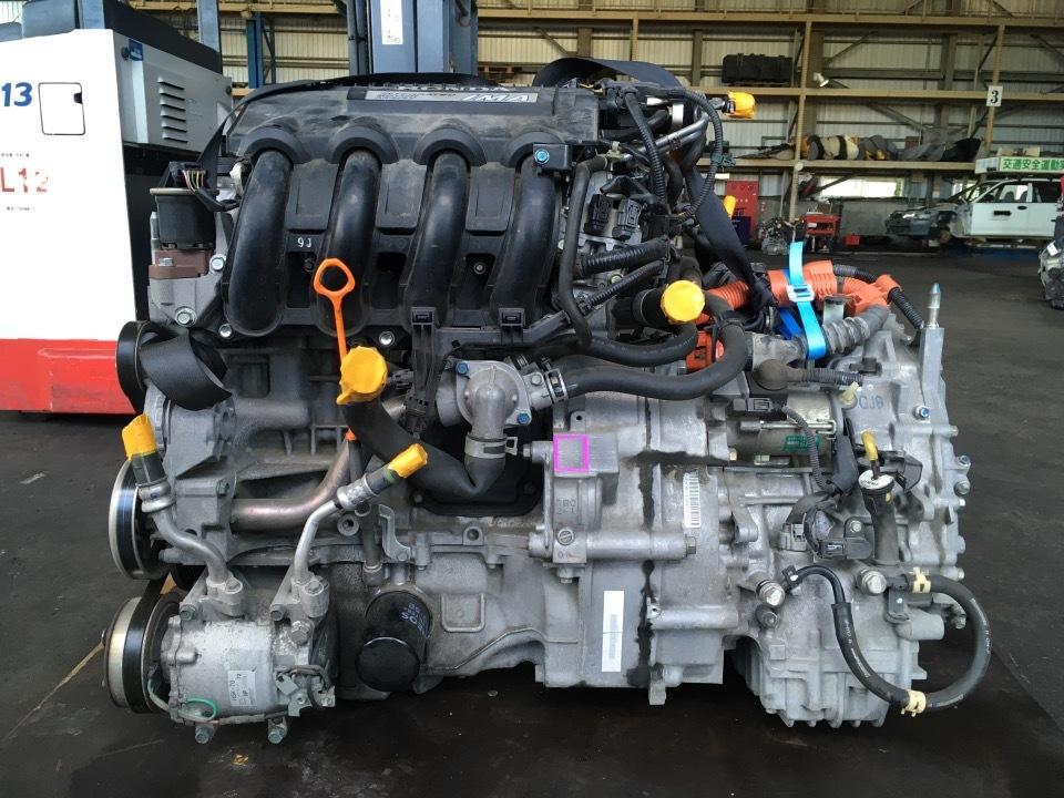 エンジン CPハーネス付 - インサイト  Ref:SP275826_296     6/13