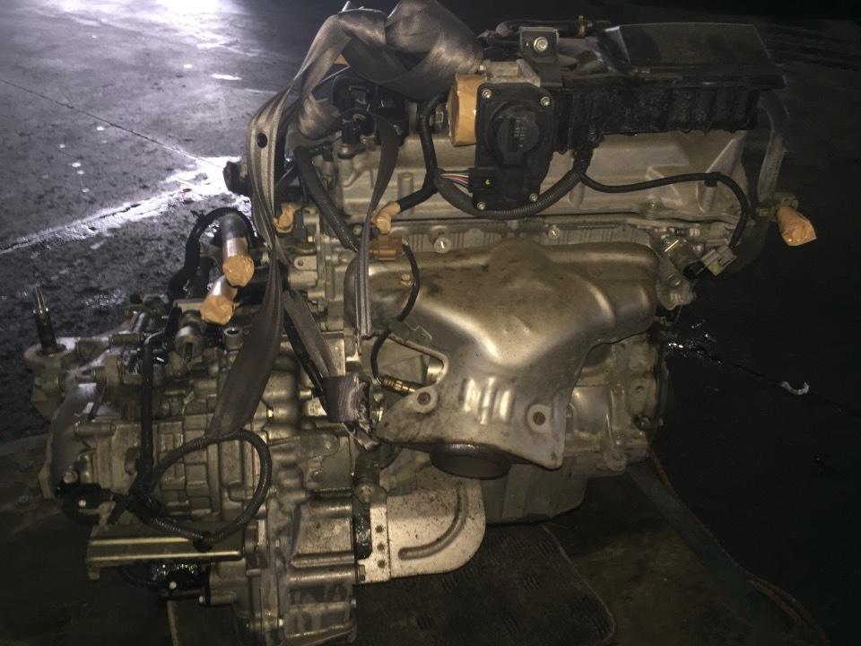 エンジン&トランスミッション - ファミリアバン  Ref:SP275892_1     8/9