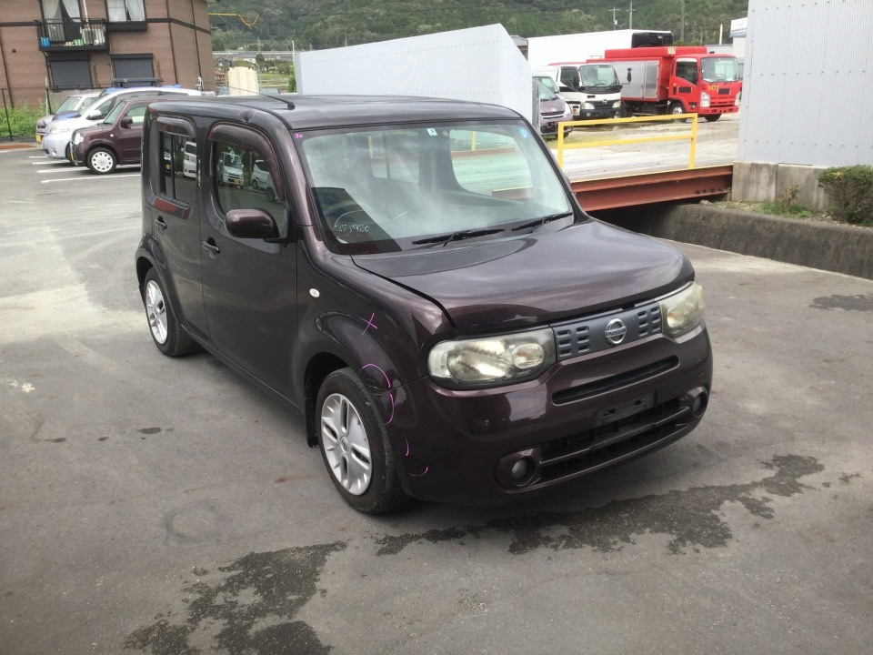 NISSAN Cube   Ref:SP275920     1/16