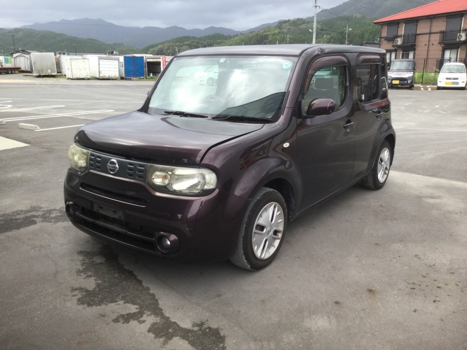 NISSAN Cube   Ref:SP275920     2/16