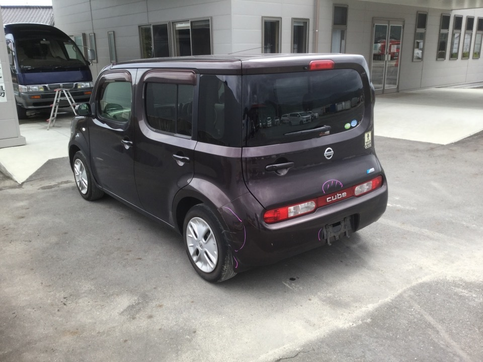 NISSAN Cube   Ref:SP275920     3/16