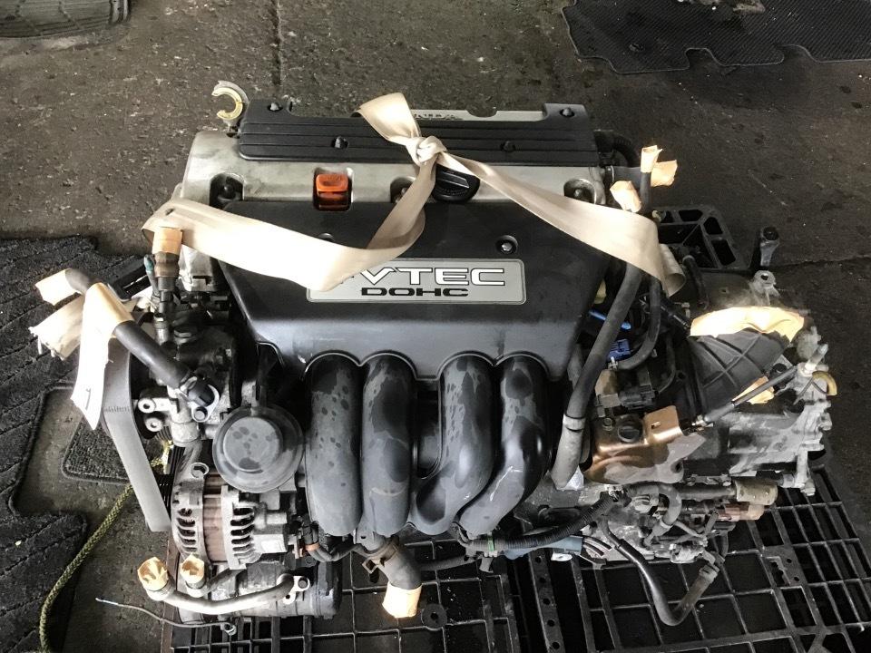 エンジン&トランスミッション - ステップワゴン  Ref:SP276087_1     4/11