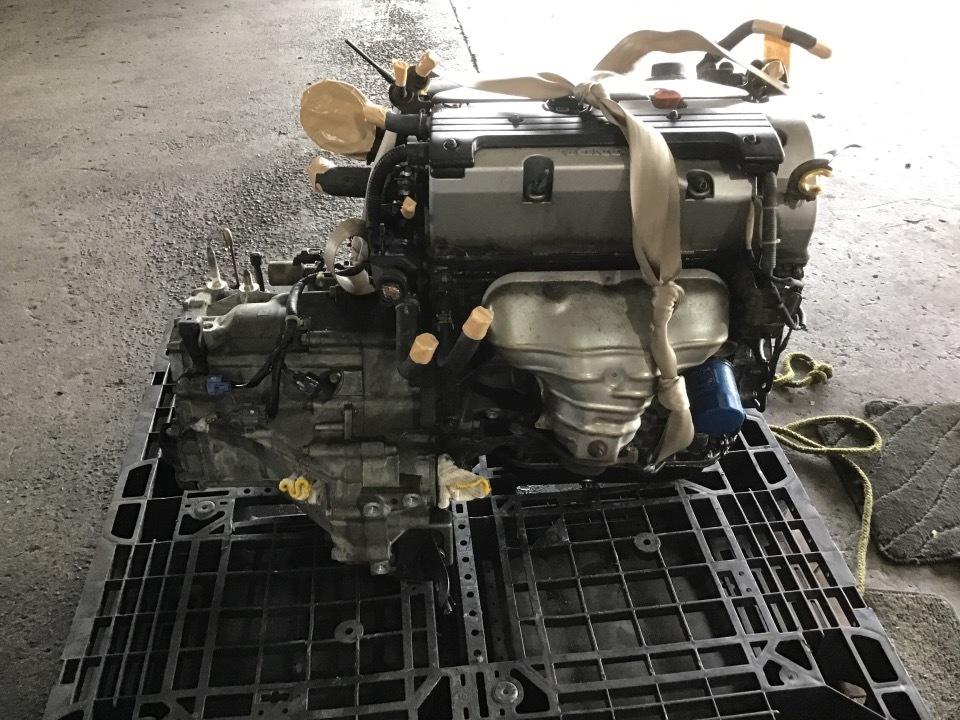 エンジン&トランスミッション - ステップワゴン  Ref:SP276087_1     8/11