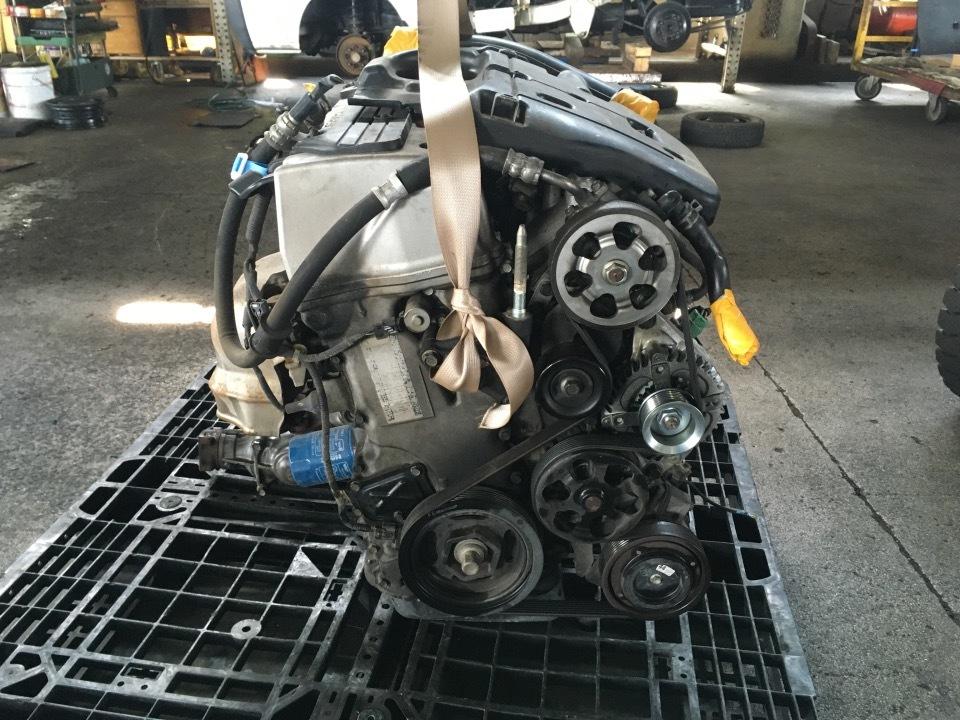 エンジン&トランスミッション - オデッセイ  Ref:SP276110_1     5/10