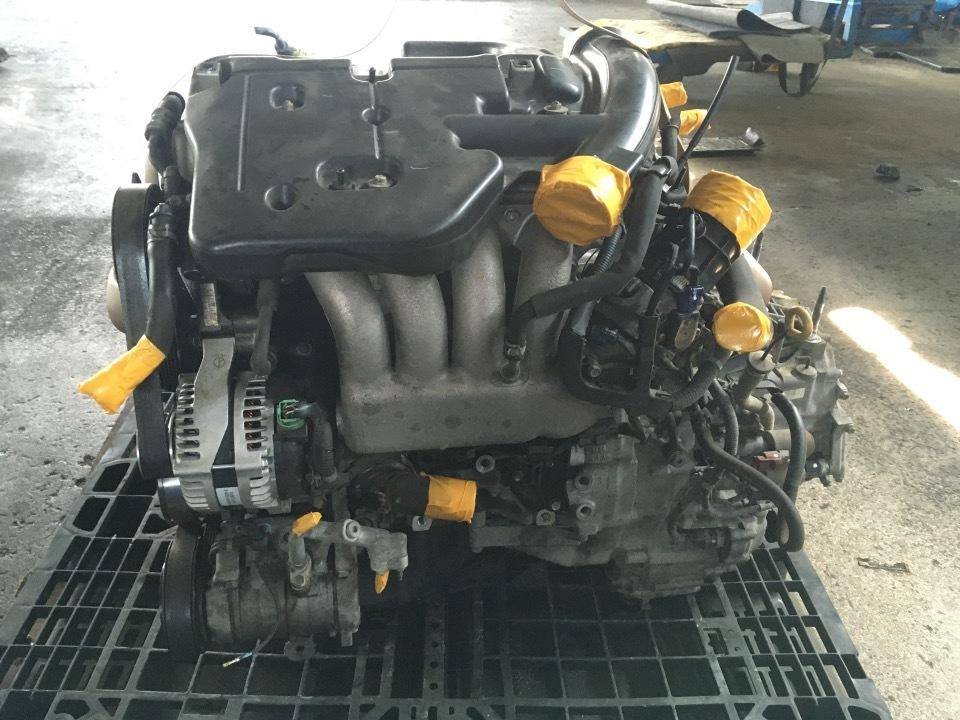 エンジン&トランスミッション - オデッセイ  Ref:SP276110_1     6/10