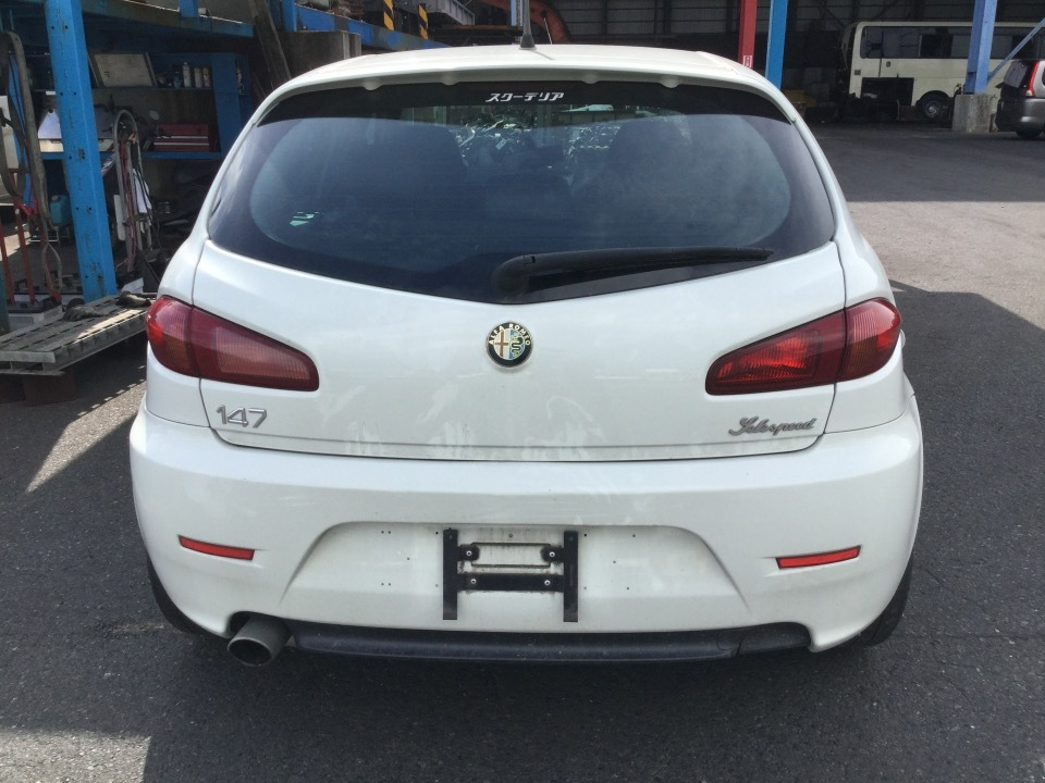 REAR BUMPER - Alfa Romeo others  Ref:SP276547_55     3/5