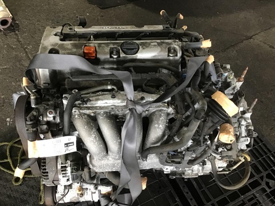 エンジン&トランスミッション - オデッセイ  Ref:SP276662_1     4/11