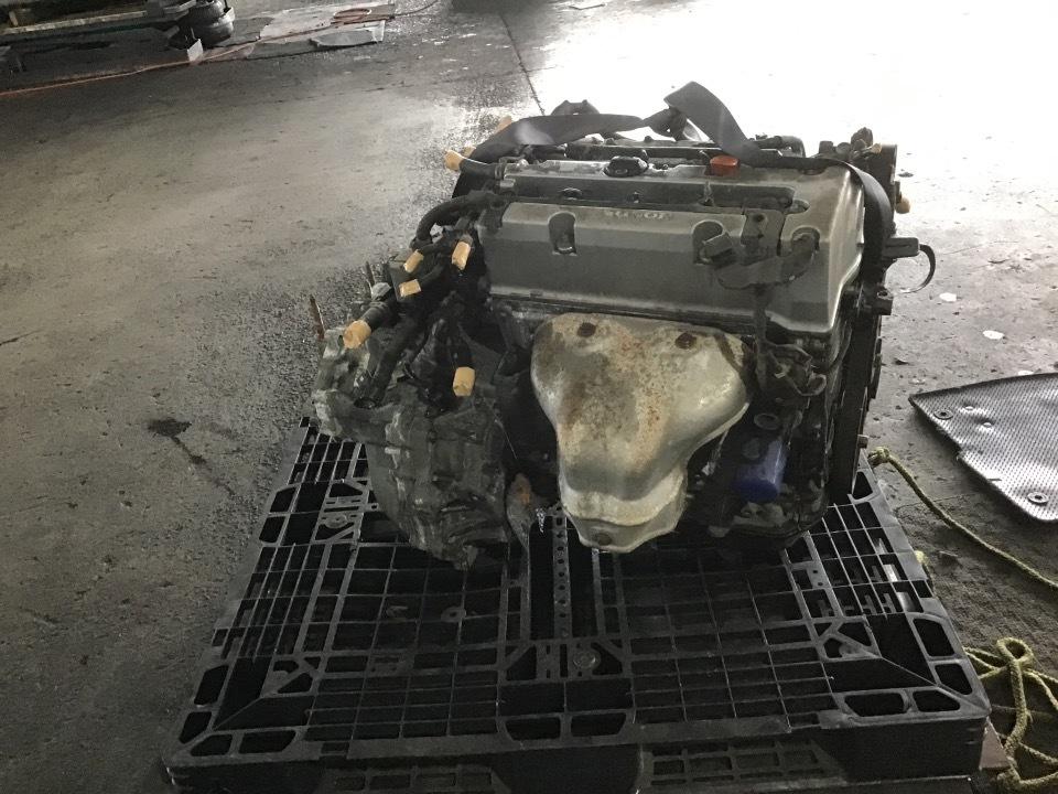 エンジン&トランスミッション - オデッセイ  Ref:SP276662_1     9/11