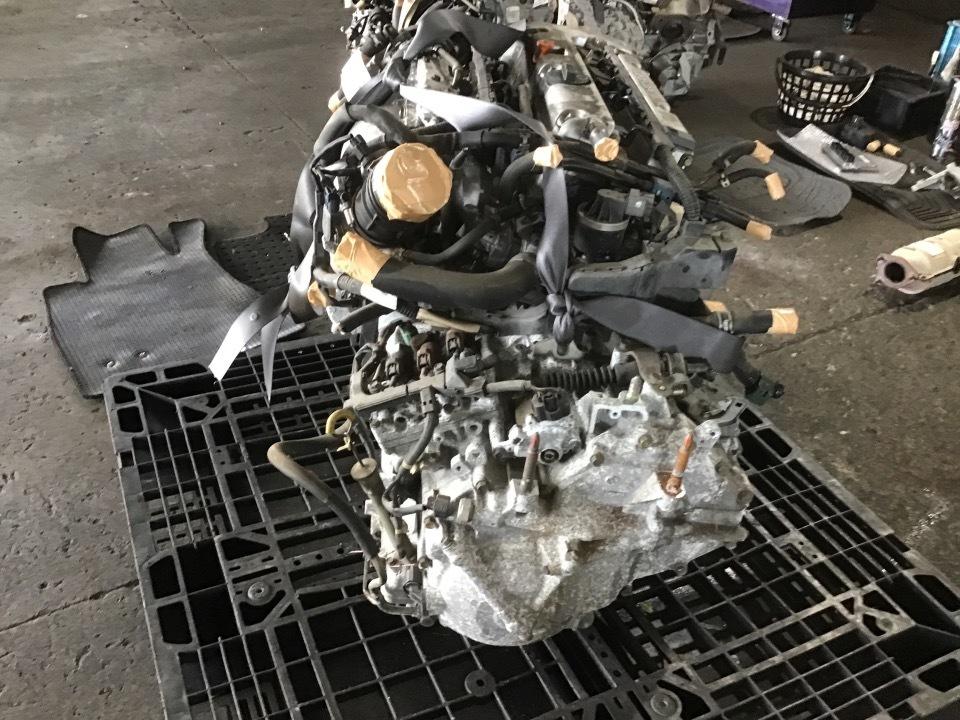 エンジン&トランスミッション - オデッセイ  Ref:SP276662_1     10/11