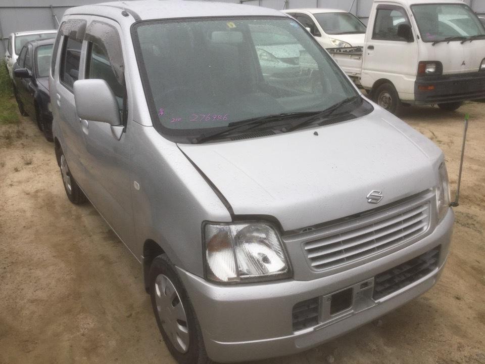 SUZUKI Wagon R   Ref:SP276946     1/2